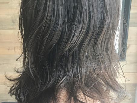 町田 Lib hair 『夏が終わって秋は髪型変えようか迷っている方にお勧め。』
