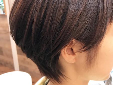 Lib 町田 ショート『お客様スナップ8/14』
