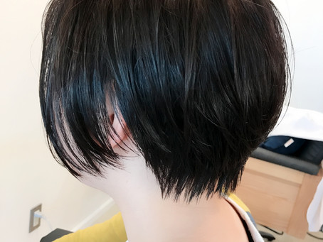Lib hair 町田 美容室 『short cut』