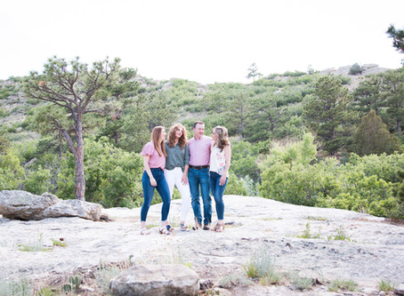 Family session | Colorado Springs, CO