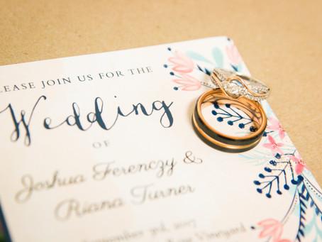 Josh + Riana | Vineyard Wedding | Wise, VA