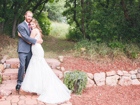 Charity + Chris   Historic Pinecrest Wedding   Palmer Lake, CO