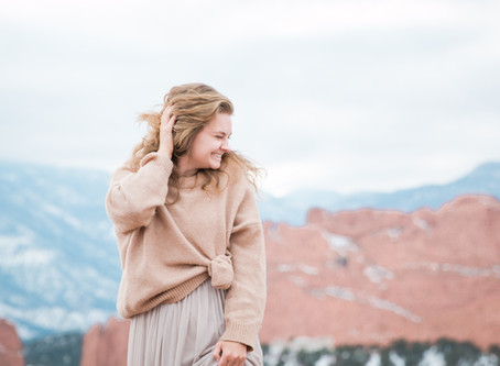 Winter Magic | Brooke  |  Colorado Springs, CO
