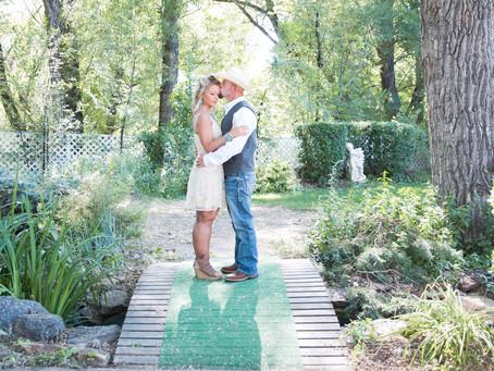 James + Shalena | Secret Garden Event Site, Colorado Springs CO