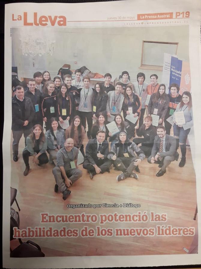 Jornada de Jóvenes Líderes de Punta Arenas