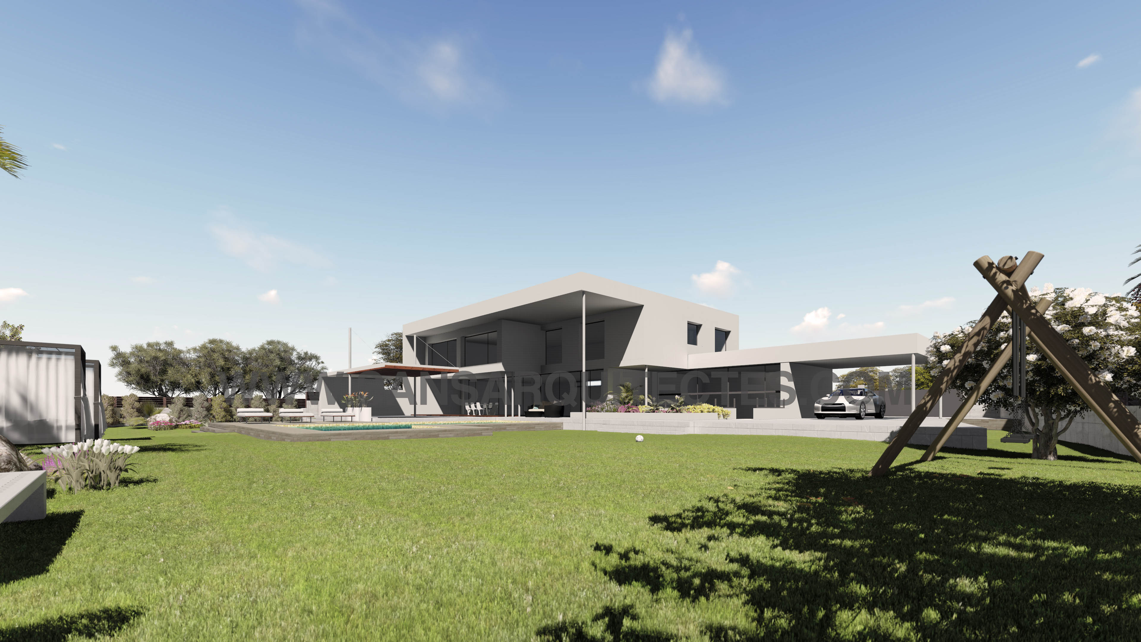 Casa moderna tarragona