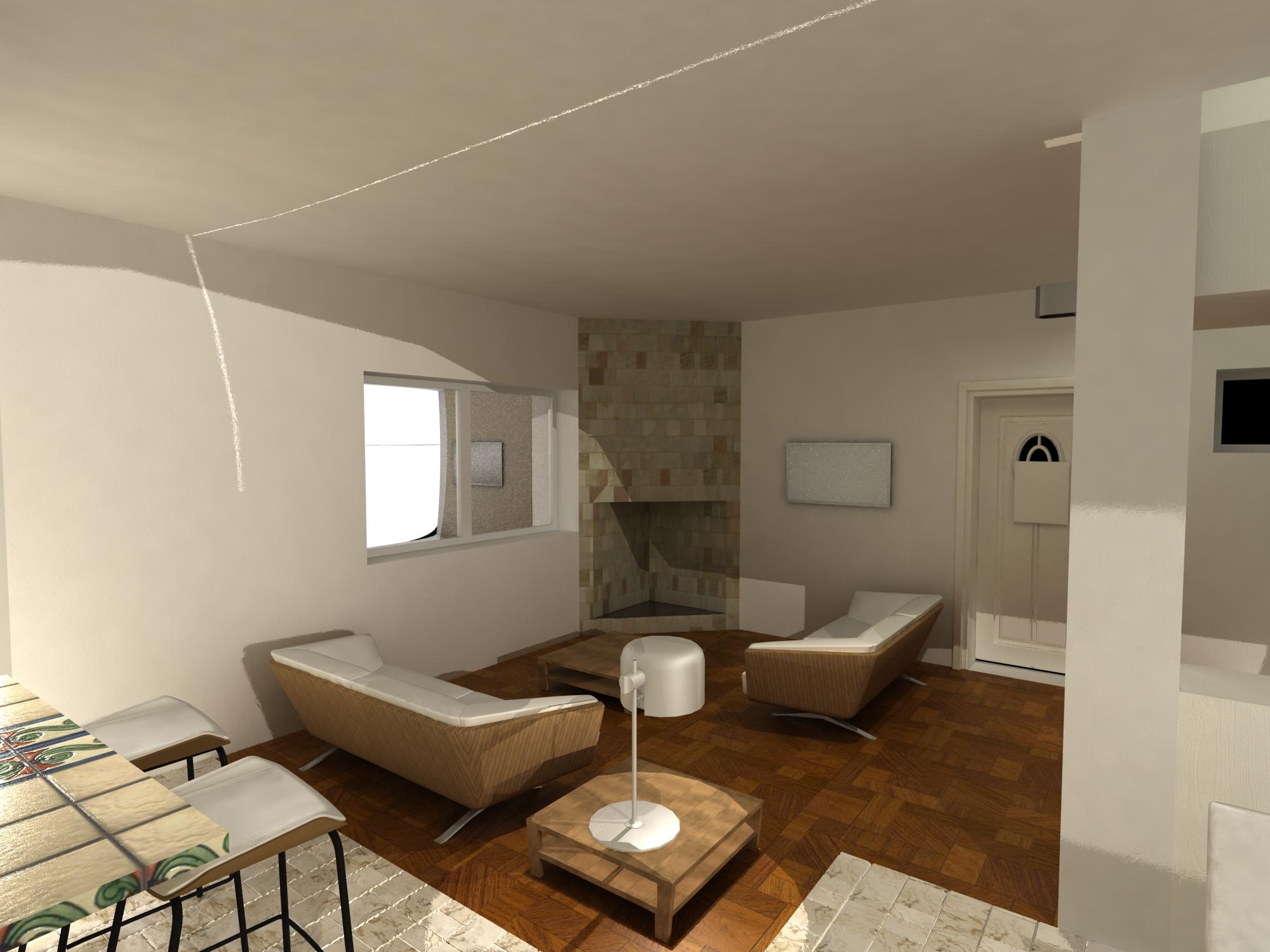 Ampliación vivienda Torredembarra