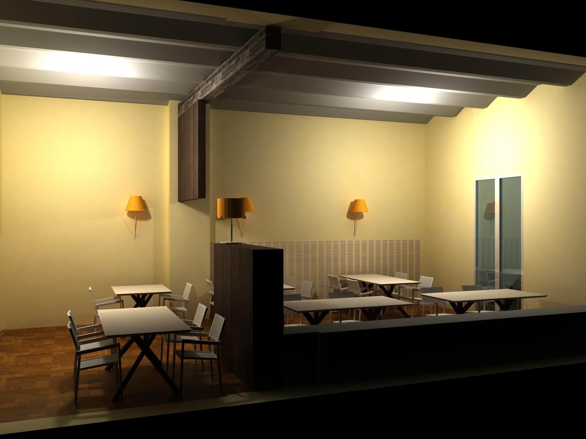 Reforma bar restaurante