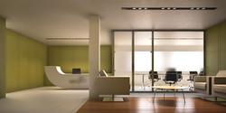 Diseño recepción oficinas