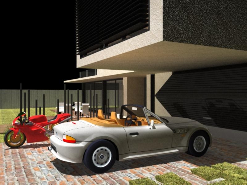 Construcció casa