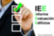 IEE Informe de Evaluación de Edificios