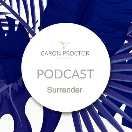 Surrender is Your Superpower (podcast)
