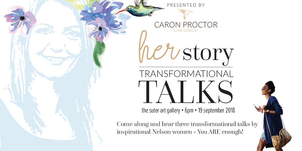 HerStory Transformational Talks