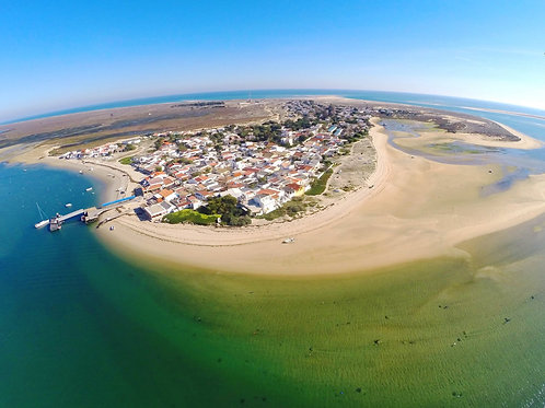 Ria Formosa Islands cruise & BBQ lunch included