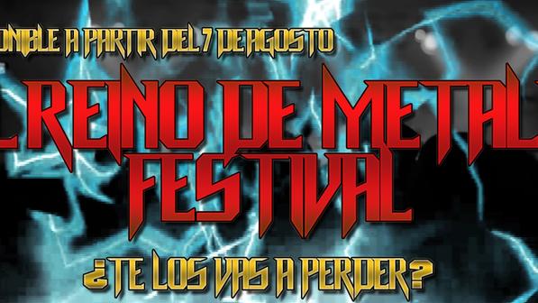 El Reino de Metalia Fest Vol I (Especial Fin de Temporada)