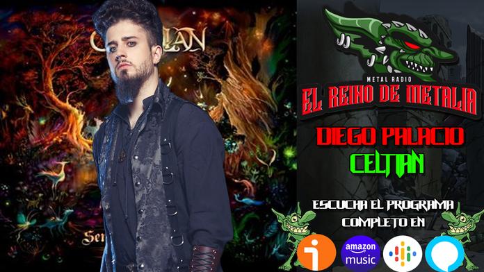 Entrevista Diego Palacio #Celtian