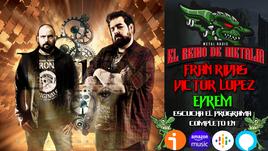 Entrevista Fran Rivas y Victor G López #Eyrem