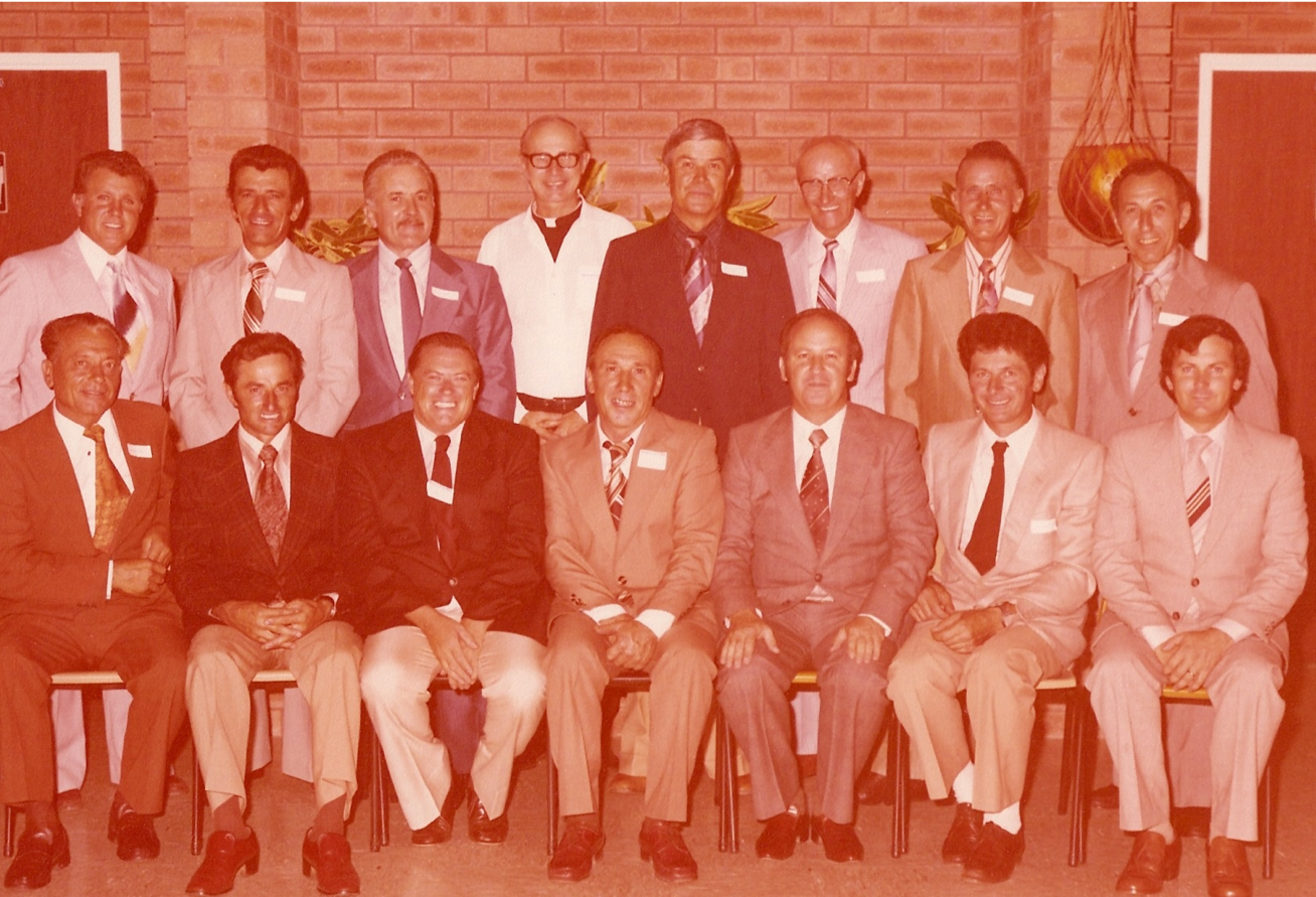 First Men's Committee