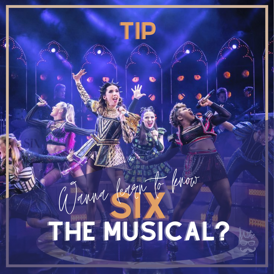 'Six' the musical workshop