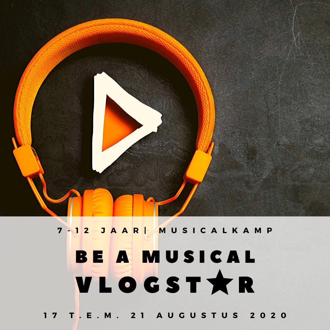 BE A MUSICAL VLOGSTAR