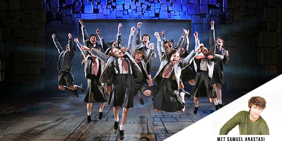 Musical 'Matilda'   7-15 JAAR