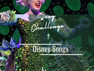SONG CHALLENGE WEEK 1