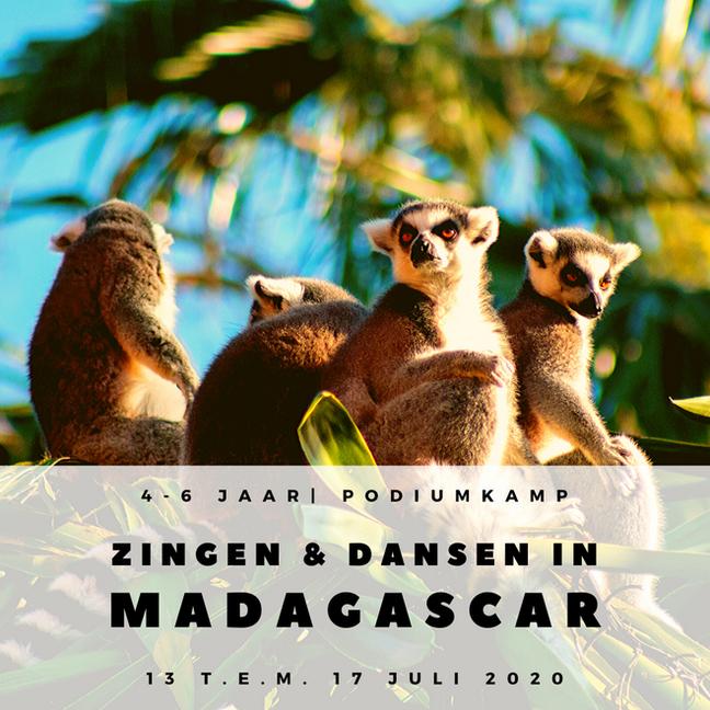 Zingen & Dansen in Madagascar