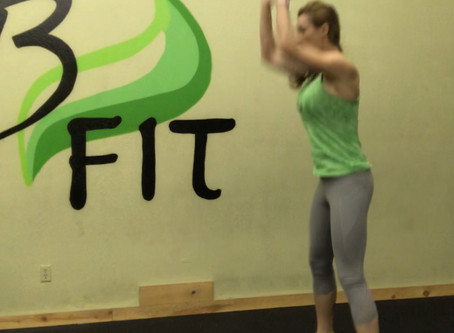 How to Do Burpees:  And Why You Should Do Them!
