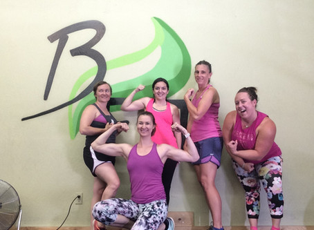 Why small group classes and small group personal training?