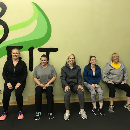 Working with Seniors in Fitness