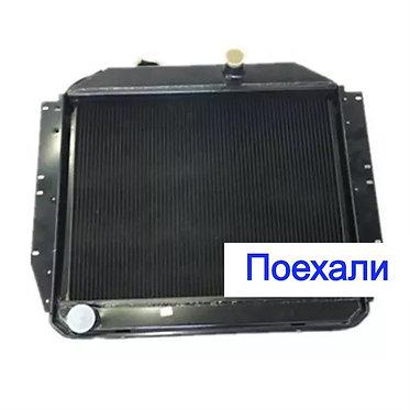 Радиатор ЗИЛ 130 картинка