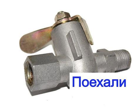 Кран масляного радиатора  картинка