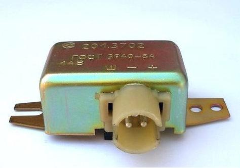 Реле зарядки Газ 201 3702 картинка