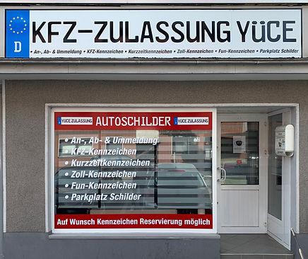 Zulassungdienst Duisburg