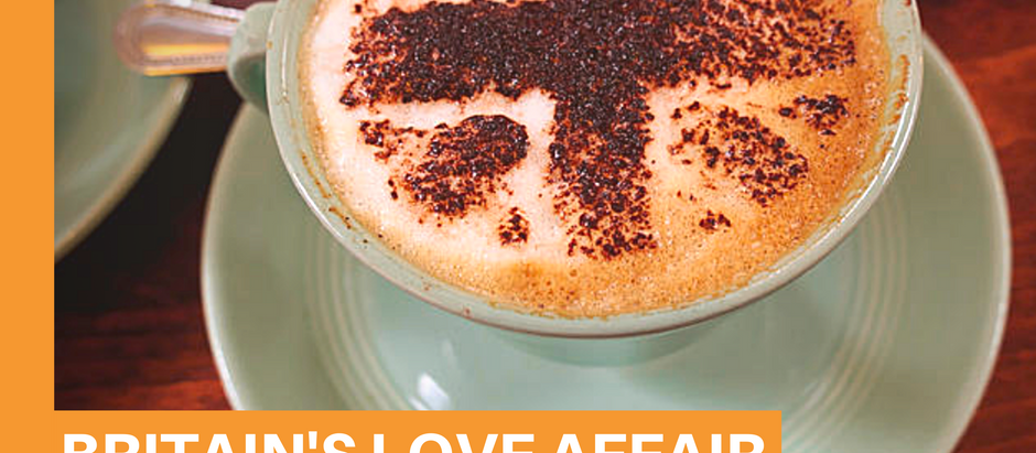 The Perfect Blend: Britain's Love Affair With Coffee