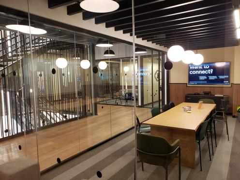 New Office, Same UTT