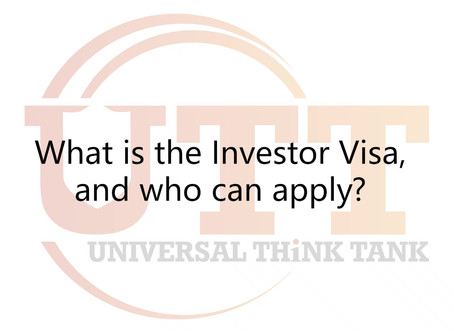 UK Visas Explained: The Investor Route