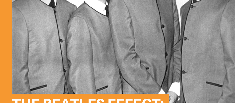 The Beatles Effect: How did the Fab Four change Britain?