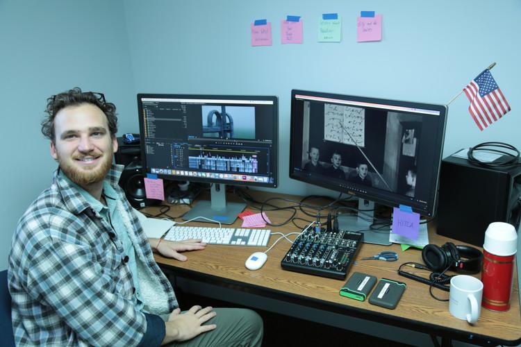 Editing at Logan Non Fiction Programme (New York)