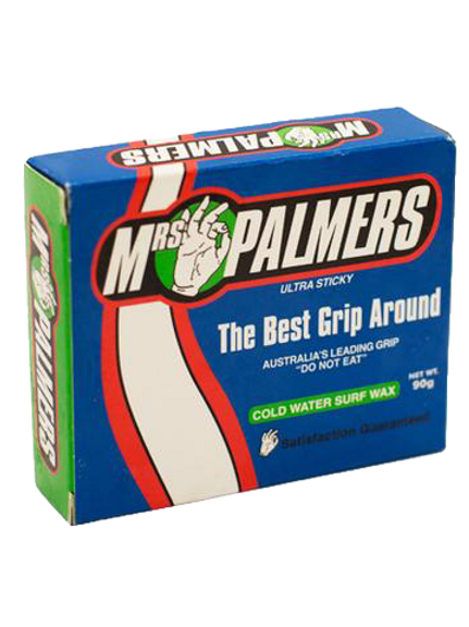 Cold Water Surf Wax Ms. Palmers