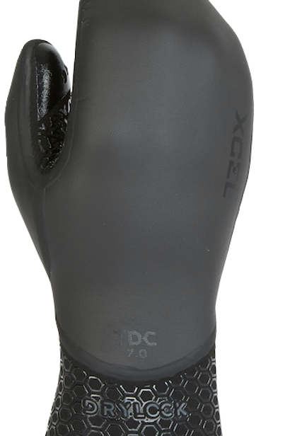 Xcel Drylock 7mm Mitt