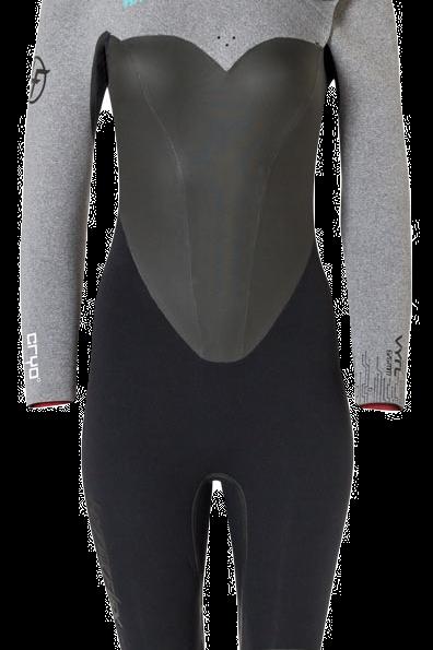 Womens Hyperflex Cyro Hooded 6/5 Winter Suit
