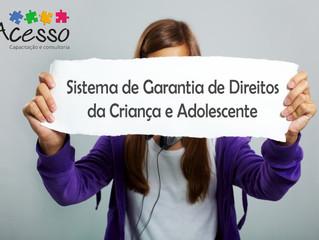 Sistema de Garantia de Direitos da Criança e Adolescente na questão da violência e abuso sexual cont