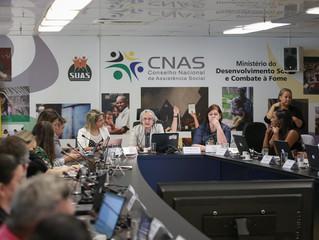 Presidência do CNAS é eleita