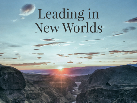 Leading in New Worlds