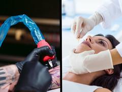 Clínicas de estética e estúdios de tatuagem: Qual a importância dos materiais descartáveis?