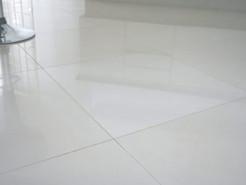 Como limpar um piso em porcelanato?