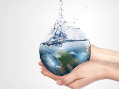 Como economizar água na hora da limpeza