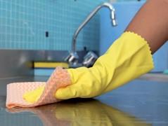 Os panos multiuso na limpeza