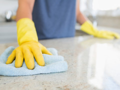 Qual o melhor pano para a limpeza?